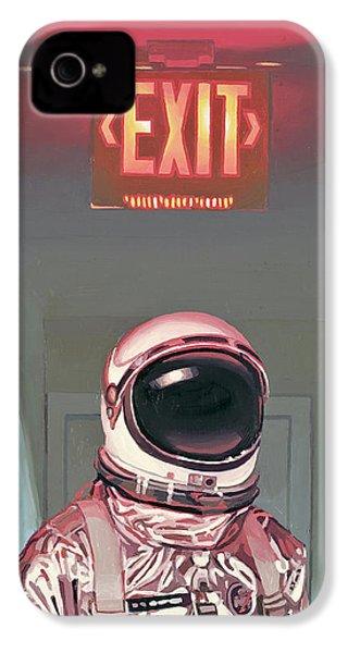 Exit IPhone 4 Case