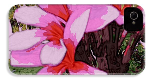 Exuberance IPhone 4 Case by Winsome Gunning