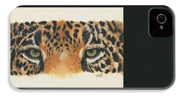 Eye-catching Jaguar IPhone 4 Case