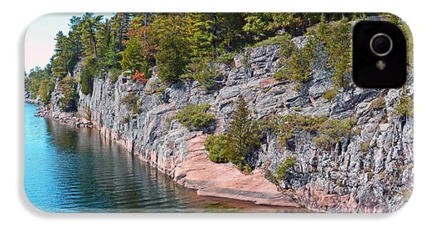 Fall In Muskoka IPhone 4 Case by Claire Bull