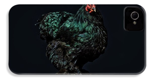 Feathers IPhone 4 Case by John Towner
