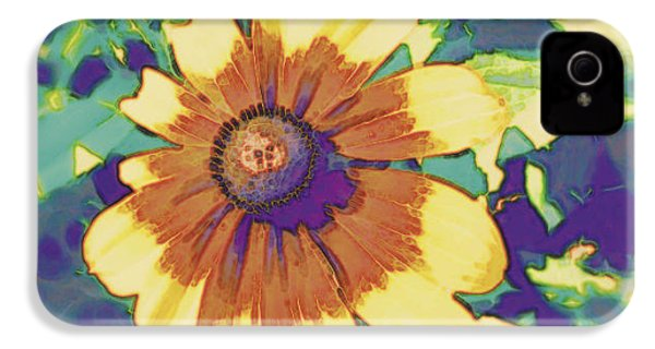 IPhone 4 Case featuring the photograph Feeling Groovy by Karen Shackles