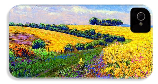 Fields Of Gold IPhone 4 Case