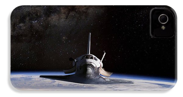 Final Frontier IPhone 4 Case by Peter Chilelli