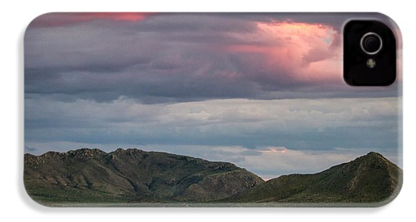 Glow In Clouds IPhone 4 Case by Hitendra SINKAR