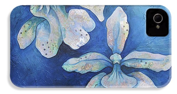 Floating Orchid IPhone 4 Case