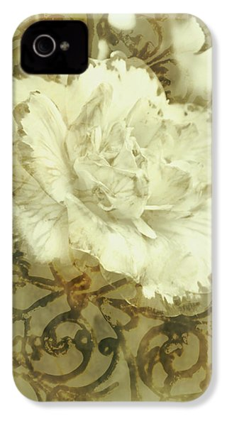 Flowers By The Window IPhone 4 Case by Jorgo Photography - Wall Art Gallery