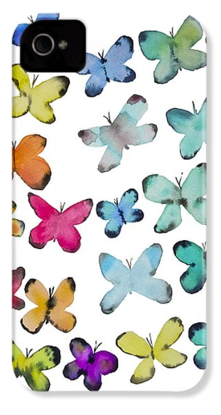 For A Friend IPhone 4 Case by Roleen  Senic