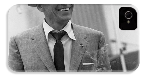 Frank Sinatra - Capitol Records Recording Studio #3 IPhone 4 Case