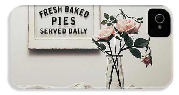 Fresh Baked IPhone 4 Case by Kim Hojnacki