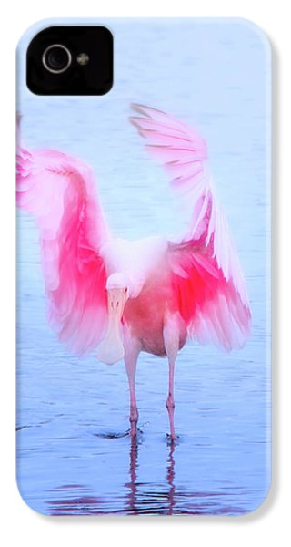 From The Heavens IPhone 4 / 4s Case by Mark Andrew Thomas
