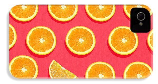Fruit 2 IPhone 4 Case by Mark Ashkenazi