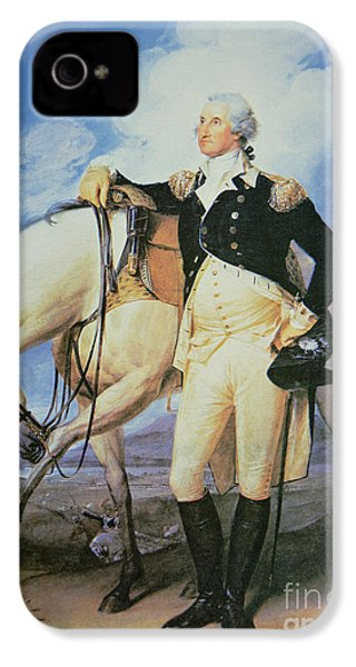 George Washington IPhone 4 Case by John Trumbull