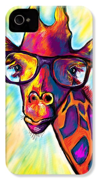 Giraffe IPhone 4 Case