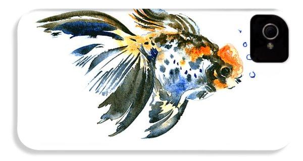 Goldfish IPhone 4 Case by Suren Nersisyan