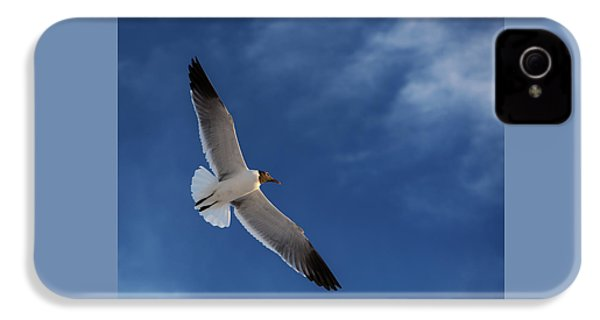 Glider IPhone 4 / 4s Case by Don Spenner