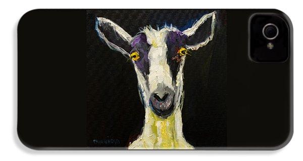 Goat Gloat IPhone 4 Case