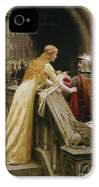 God Speed IPhone 4 Case by Edmund Blair Leighton
