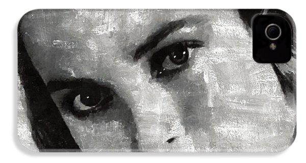 Grace Kelly IPhone 4 Case
