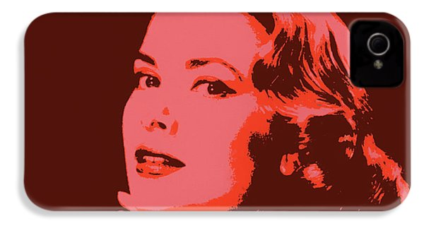 Grace Kelly Pop Art IPhone 4 Case by Dan Sproul