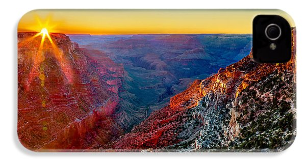 Grand Sunset IPhone 4 Case