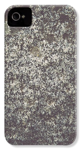 Granite Background IPhone 4 / 4s Case by Brandon Bourdages