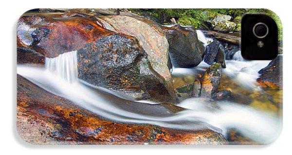 Granite Falls IPhone 4 Case by Gary Lengyel