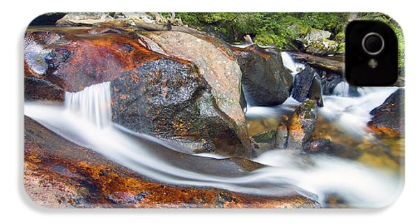 IPhone 4 Case featuring the photograph Granite Falls by Gary Lengyel
