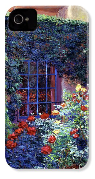 Guesthouse Rose Garden IPhone 4 Case