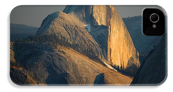 Half Dome At Sunset - Yosemite IPhone 4 Case