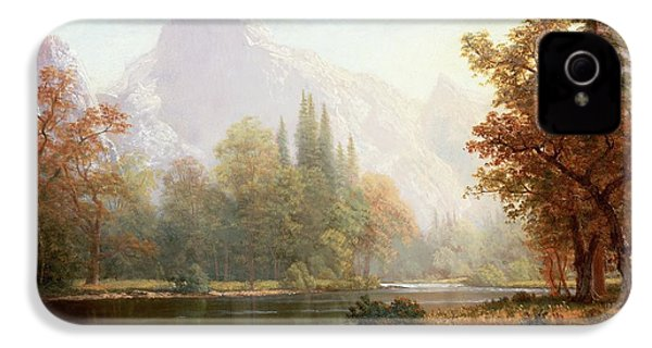Half Dome Yosemite IPhone 4 Case