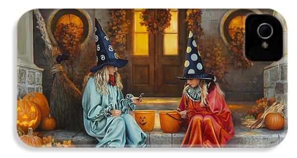 Halloween Sweetness IPhone 4 Case