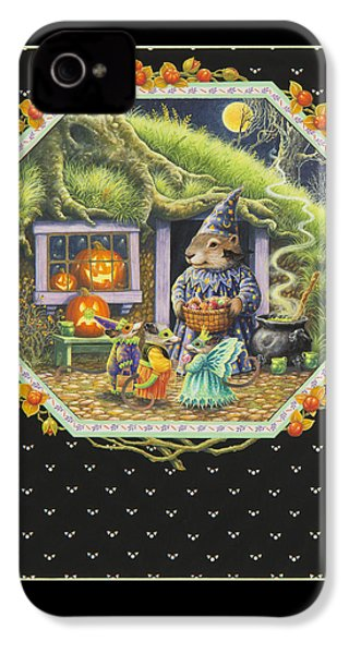 Halloween Treats IPhone 4 Case