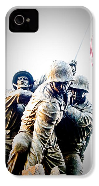 Heroes IPhone 4 / 4s Case by Julie Niemela