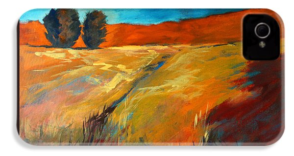 High Desert IPhone 4 Case by Nancy Merkle