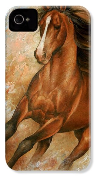 Horse1 IPhone 4 Case