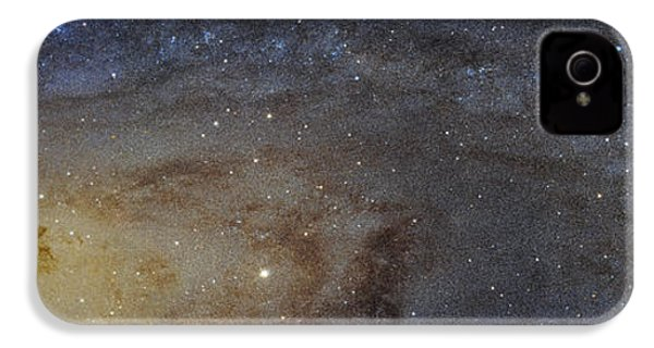 IPhone 4 Case featuring the photograph Hubble's High-definition Panoramic View Of The Andromeda Galaxy by Adam Romanowicz