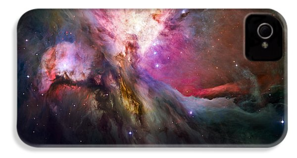 Hubble's Sharpest View Of The Orion Nebula IPhone 4 Case
