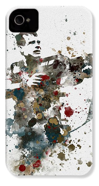 Hudson IPhone 4 Case by Rebecca Jenkins