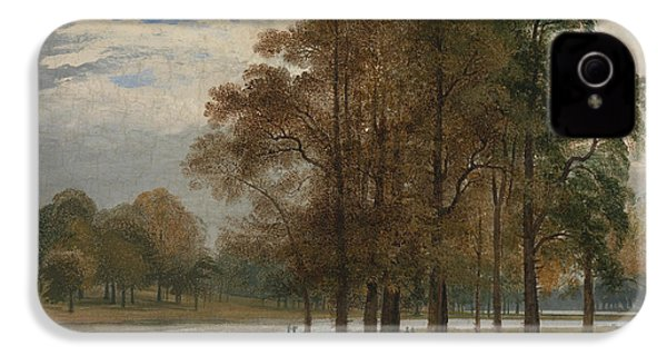 Hyde Park IPhone 4 / 4s Case by John Martin