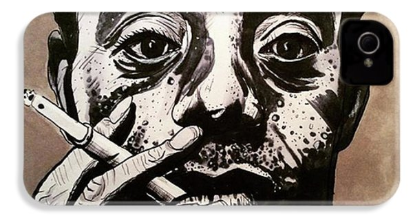 James Baldwin IPhone 4 Case