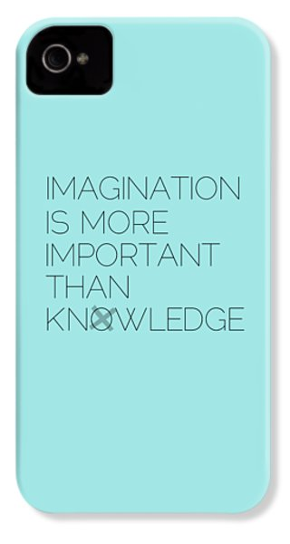 Imagination IPhone 4 / 4s Case by Melanie Viola