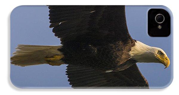 In Flight IPhone 4 Case by Gary Lengyel