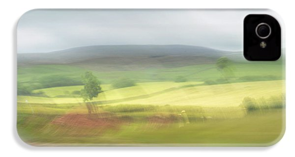 IPhone 4 Case featuring the photograph In Yorkshire 1 by Dubi Roman