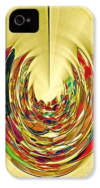 Inner Peace IPhone 4 Case by Nareeta Martin