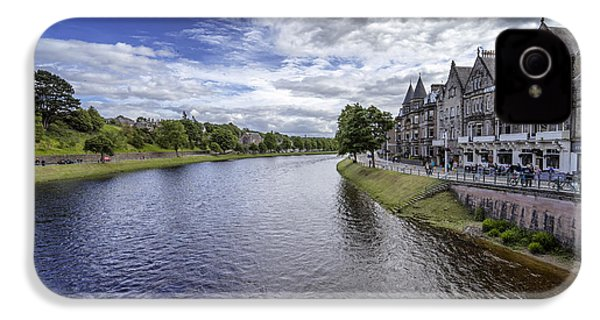 IPhone 4 Case featuring the photograph Inverness by Jeremy Lavender Photography
