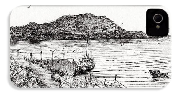 Iona From Mull IPhone 4 / 4s Case by Vincent Alexander Booth