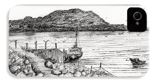 Iona From Mull IPhone 4 Case by Vincent Alexander Booth