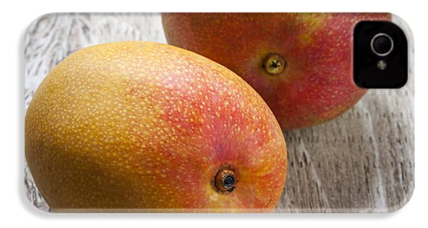 It Takes Two To Mango IPhone 4 Case by Elena Elisseeva