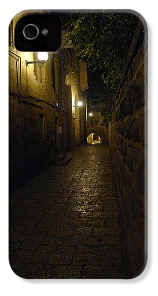IPhone 4 Case featuring the photograph Jerusalem Of Copper 2 by Dubi Roman